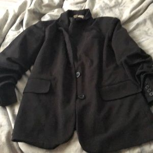 Michael Kors blazer black 10
